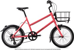 Orbea Katu 40 2018 - Hybrid Sports Bike