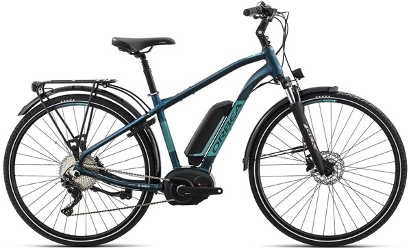 Orbea Keram Comfort 10 2018 - Electric Hybrid Bike