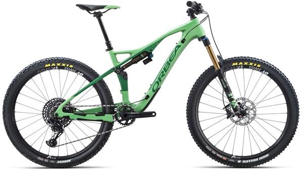 "Orbea Occam AM M10 27.5"" Mountain Bike 2018 - Trail Full Suspension MTB"
