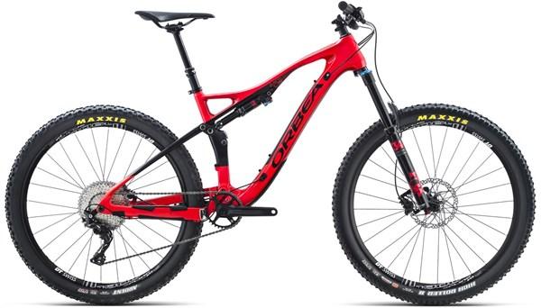 "Orbea Occam AM M30 27.5"" Mountain Bike 2018 - Trail Full Suspension MTB"