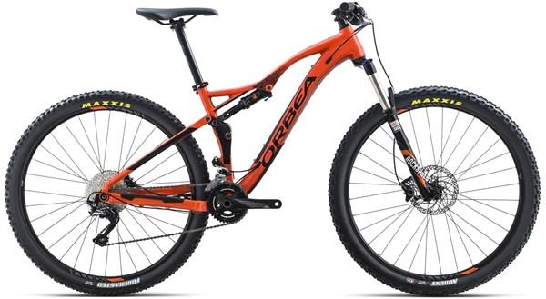 Orbea Occam TR H50 29er Mountain Bike 2018 - Trail Full Suspension MTB | Mountainbikes