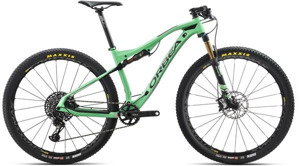 "Orbea Oiz M10 27.5"" Mountain Bike 2018 - XC Full Suspension MTB"