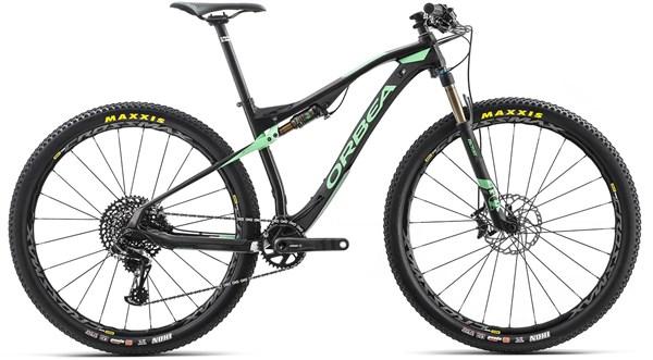 "Orbea Oiz M20 27.5"" Mountain Bike 2018 - XC Full Suspension MTB"