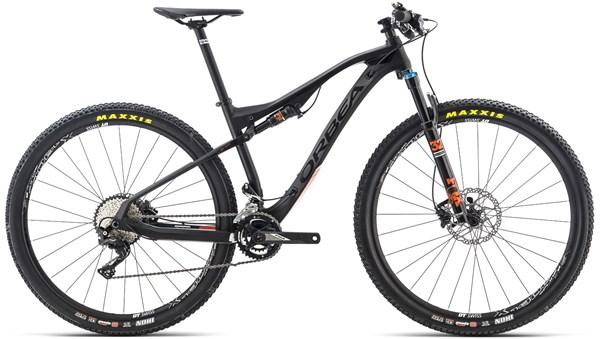 Orbea Oiz M50 29er Mountain Bike 2018 - XC Full Suspension MTB