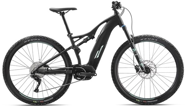 Orbea Wild FS 30 29er 2018 - Electric Mountain Bike