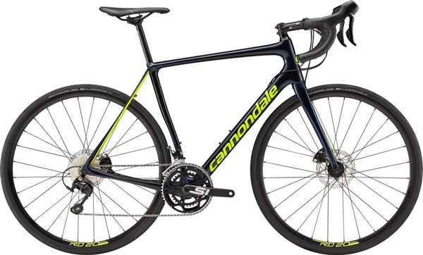 Cannondale Synapse Carbon Disc 105 2018 - Road Bike