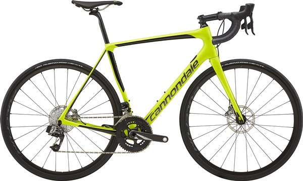 Cannondale Synapse Carbon Disc RED eTap 2019 - Road Bike