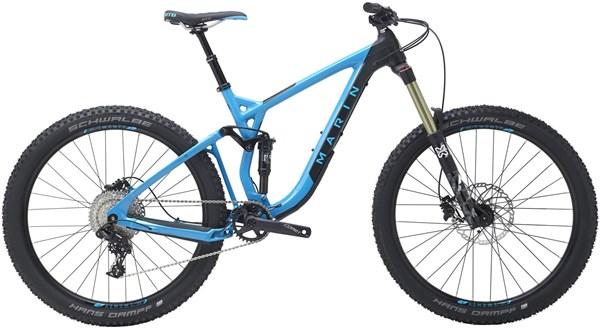 "Marin Attack Trail 7 27.5"" Mountain Bike 2018 - Enduro Full Suspension MTB"