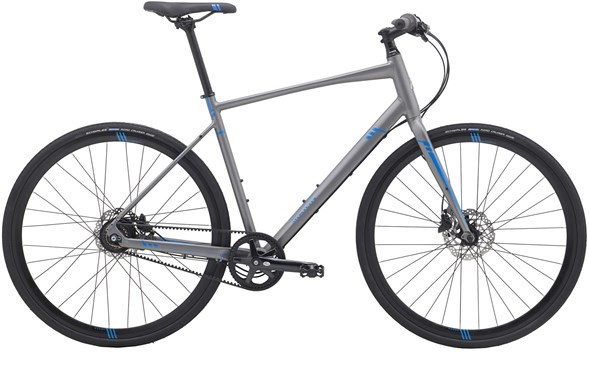 Marin Fairfax SC 4 Belt 2018 - Hybrid Sports Bike