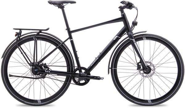 Marin Fairfax SC 6 DLX 2018 - Hybrid Sports Bike