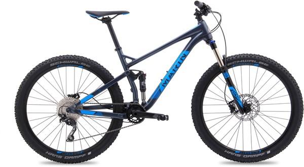 "Marin Hawkhill 27.5"" Mountain Bike 2018 - Trail Full Suspension MTB"