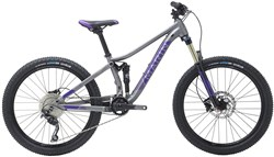 Marin Hawkhill Jr 24w 2019 - Junior Full Suspension Bike