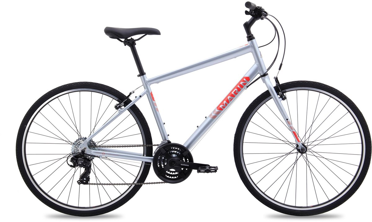 Marin Larkspur CS 1 2020 - Hybrid Sports Bike | City-cykler