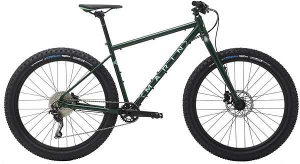 "Marin Pine Mountain 27.5""+ Mountain Bike 2019 - Hardtail MTB | MTB"