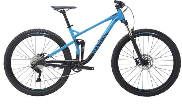 Marin Rift Zone 1 29er Mountain Bike 2019 - Trail Full Suspension MTB