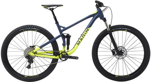 Marin Rift Zone 2 29er Mountain Bike 2019 - Trail Full Suspension MTB | Mountainbikes
