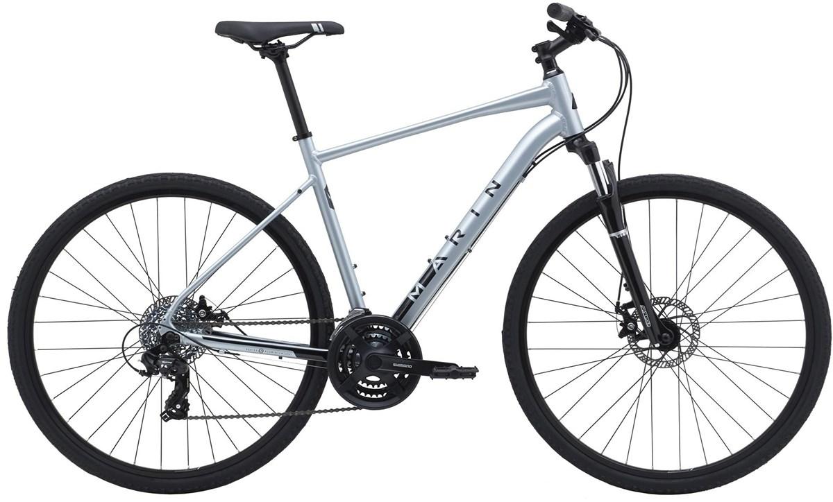 Marin San Rafael 1 2019 - Hybrid Sports Bike | City-cykler