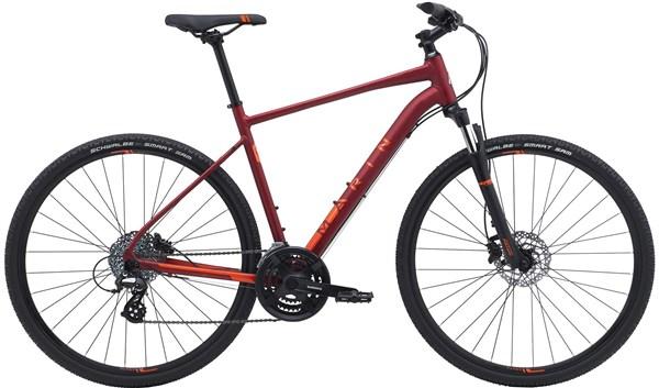Marin San Rafael 2 2019 - Hybrid Sports Bike | City-cykler