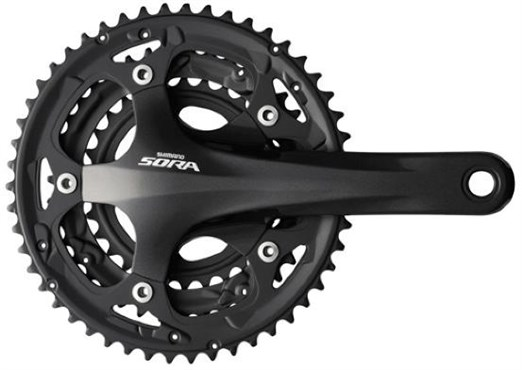 Shimano FC-R3030 Sora 9 Speed Chainset