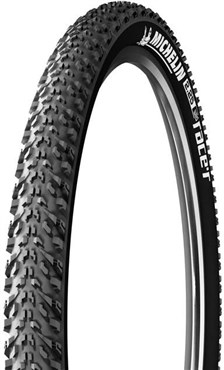 "Michelin Wild Race R 2 Gum X Tubeless Ready Folding 26"" Off Road MTB Tyre"