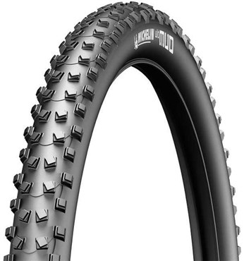 "Michelin Wild Mud Advanced Tubeless Ready 26"" Off Road MTB Tyre"