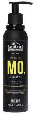 Muc-Off Athlete Performance Warming Massage Oil