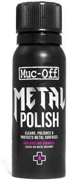 Muc-Off Metal Polish 100ml | Rengøring og smøremidler