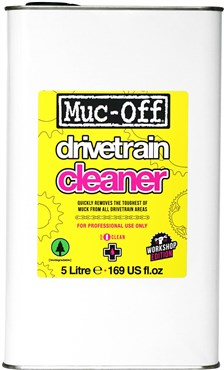 Muc-Off Bio Drivetrain Cleaner Workshop Size 5L
