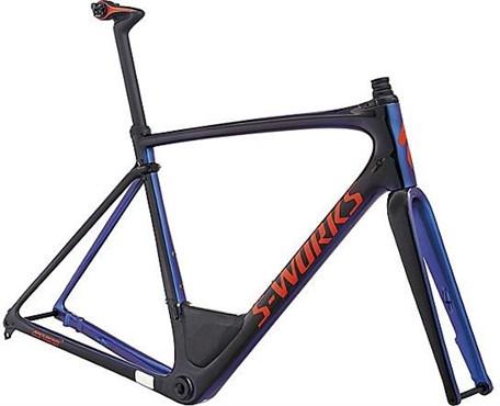 Specialized S-Works Roubaix Frameset