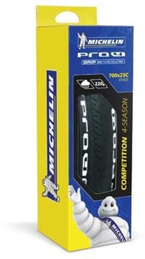 Michelin Pro4 Grip V2 Clincher 700c Road Tyre