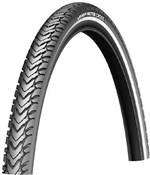 Product image for Michelin Protek Cross Reflective 1mm Puncture Protection 700c Hybrid Tyre