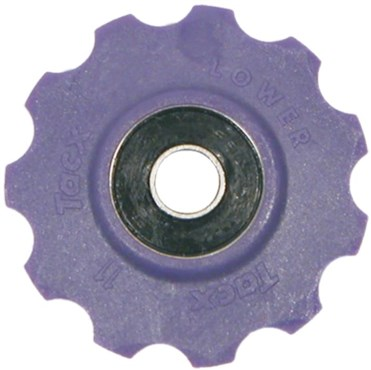 Tacx Jockey Wheels Stainless Steel Bearings (Fits 9/10Spd Shimano)