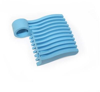 Tacx Quick Release Lever (L/H Axle Clamp) Flow Blue (Plastic Lever Only)   misc_hometrainer_component