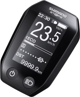 Shimano SC-E6010 STEPS Cycle Computer Display