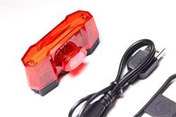 Smart Vulcan - RL324R USB Rechargeable Rear Light