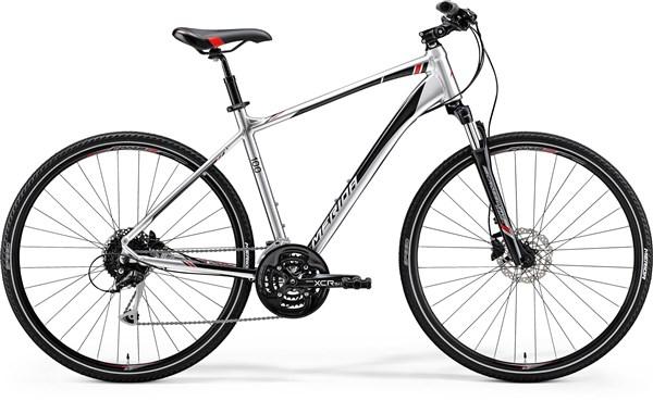 Merida Crossway 100 2018 - Hybrid Sports Bike