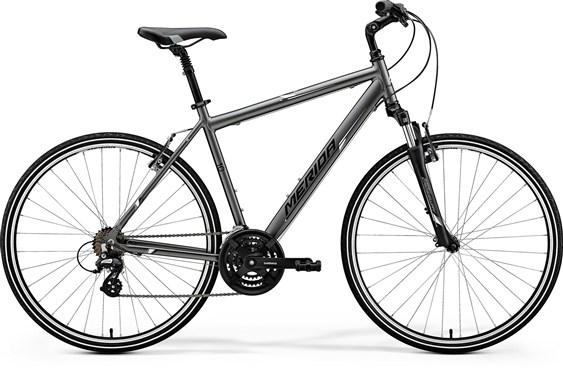 Merida Crossway 10-V 2018 - Hybrid Sports Bike