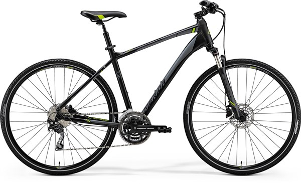 Merida Crossway 300 2018 - Hybrid Sports Bike