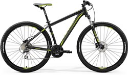 Merida Big Nine 20-D 29er  Mountain Bike 2018 - Hardtail MTB
