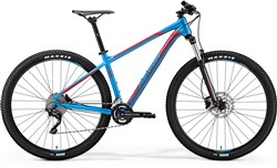 Merida Big Nine 300 29er  Mountain Bike 2019 - Hardtail MTB