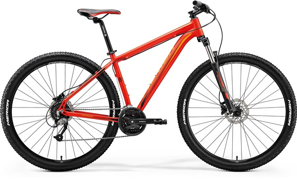 Merida Big Nine 40-D 29er  Mountain Bike 2018 - Hardtail MTB