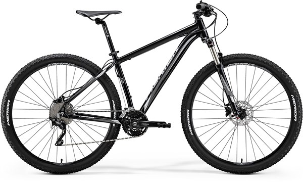 Merida Big Nine 80-D 29er Mountain Bike 2018 - Hardtail MTB