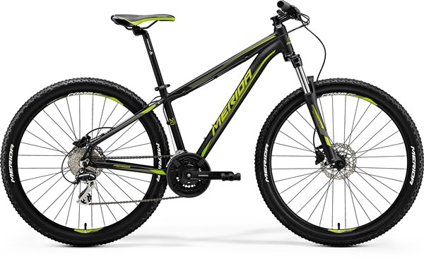 "Merida Big Seven 20-D 27.5"" Mountain Bike 2018 - Hardtail MTB"