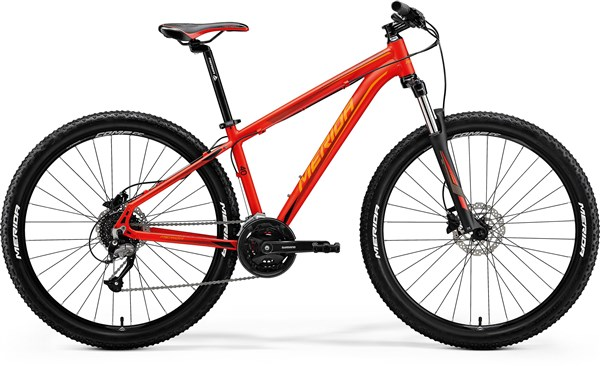 "Merida Big Seven 40-D 27.5"" Mountain Bike 2018 - Hardtail MTB"