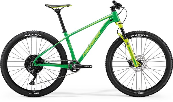 "Merida Big Seven Limited 27.5"" Mountain Bike 2018 - Hardtail MTB"