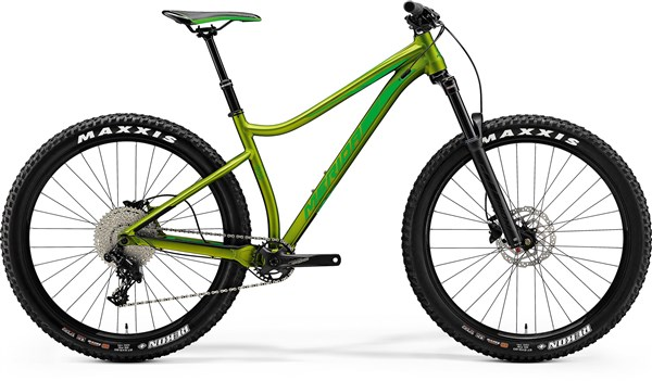 "Merida Big Trail 500 27.5""+ Mountain Bike 2018 - Hardtail MTB"