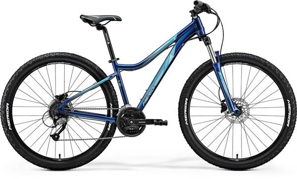 "Merida Juliet 40-D 27.5"" Womens Mountain Bike 2018 - Hardtail MTB"