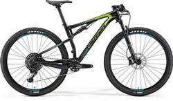 Merida Ninety-Six 9.6000 29er Mountain Bike 2018 - XC Full Suspension MTB