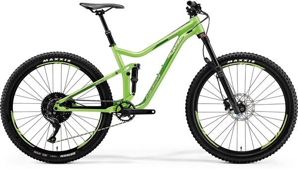 Merida One-Forty 600 Mountain Bike 2018 - Trail Full Suspension MTB