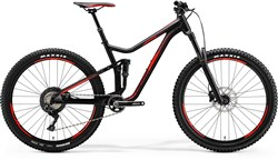 "Merida One-Forty 700 27.5"" Mountain Bike 2018 - Trail Full Suspension MTB"